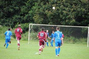 Away win against Honley FC