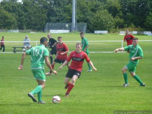 Campion vs Beeston match image